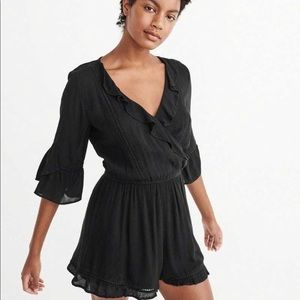 Abercrombie and Fitch small romper